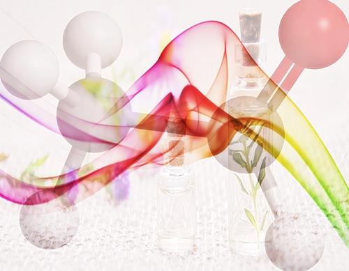 โครงสร้างโมเลกุลสารกลุ่มอัลดีไฮด์