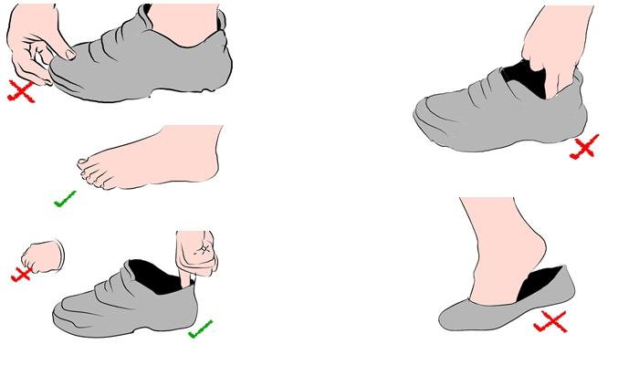 วิธีเลือกซื้อรองเท้า: 4 เคล็ดลับสุดเจ๋งในการเลือกซื้อรองเท้า